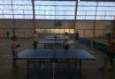Rencontre amicale Pontailler / Auxonne en badminton et tennis de table